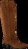 Cognac NUBIKK Hoge laarzen ALEX GILLY  - small