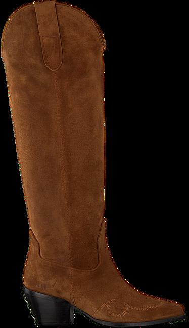 Cognac NUBIKK Hoge laarzen ALEX GILLY  - large