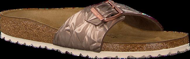 Bronzen BIRKENSTOCK PAPILLIO Slippers MADRID SPECTRAL  - large