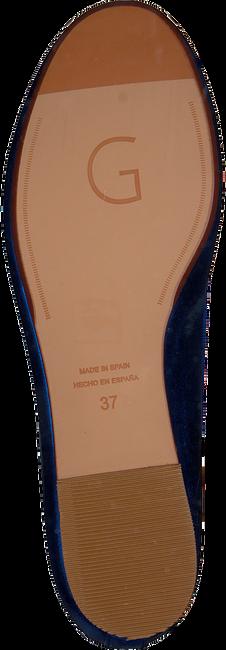 Blauwe GIULIA Ballerina's G.12.BALLERINA  - large