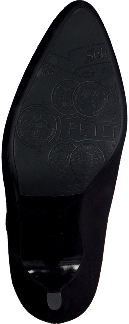 Zwarte PETER KAISER Enkellaarsjes PULA  - large
