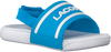 Blauwe LACOSTE Slippers L.30 118 2 CAI - small