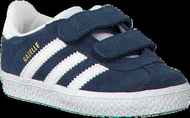 Blauwe ADIDAS Sneakers GAZELLE CF I  - large