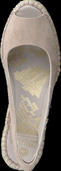 Taupe FRED DE LA BRETONIERE Espadrilles 153010222 - large