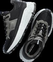 Zwarte BJORN BORG Lage sneakers R1300 MID CTR M  - medium