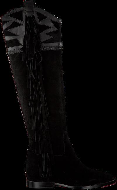 Zwarte ASH Lange laarzen JEZABEL  - large