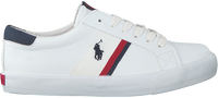 Witte POLO RALPH LAUREN Lage sneakers GAFFNEY  - medium