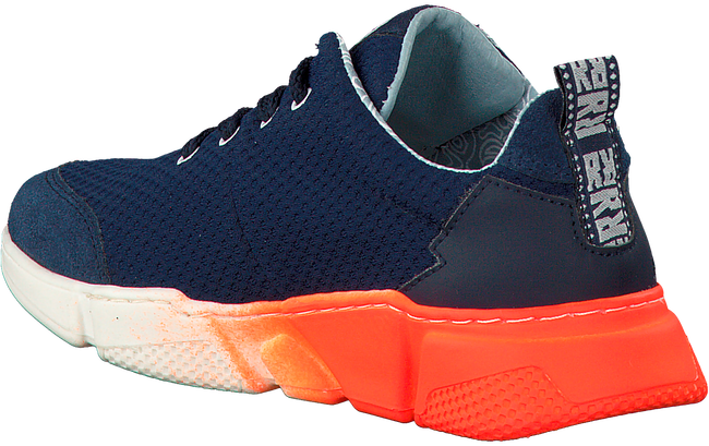 Blauwe RED RAG Sneakers 13165  - large