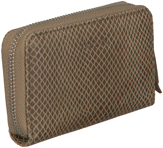 Taupe LOULOU ESSENTIELS Portemonnee SLB4XS QUEEN - large