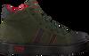 Groene OMODA Hoge sneaker O1543  - small