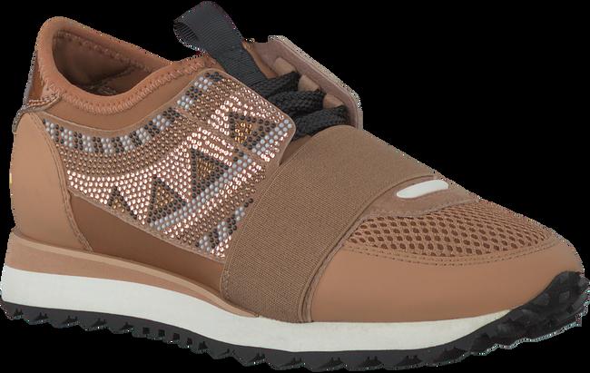Bruine LOLA CRUZ Sneakers 301Z04BK  - large