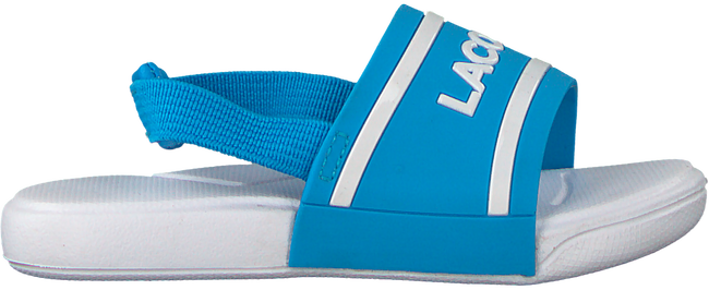Blauwe LACOSTE Slippers L.30 118 2 CAI - large