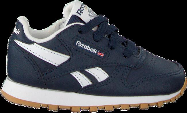 Blauwe REEBOK Sneakers CLASSIC LEATHER KIDS  - large