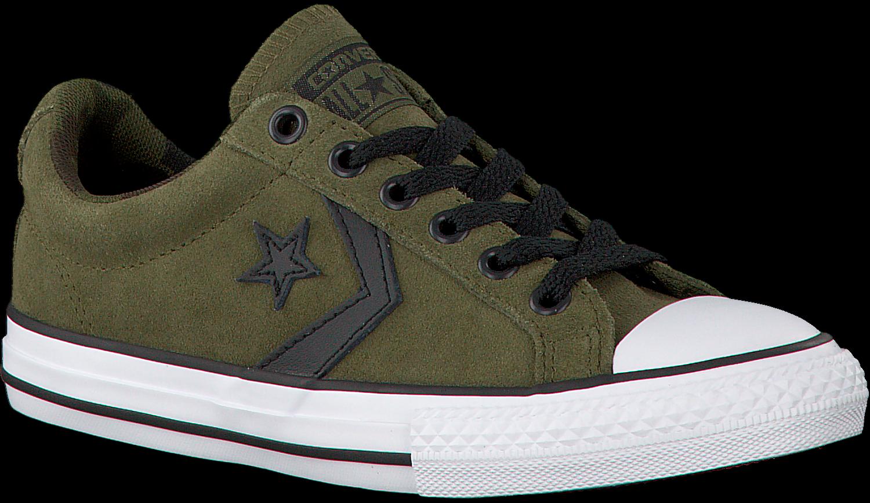 afbd5c9de27 Groene CONVERSE Sneakers STAR PLAYER OX KIDS. CONVERSE. -30%. Previous