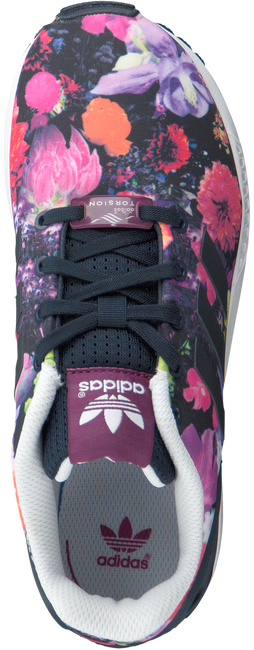 Multi ADIDAS Sneakers ZX FLUX KIDS  - large