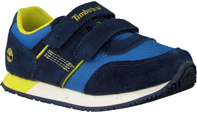 Blauwe TIMBERLAND Sneakers CITY SCAMPER OX  - large