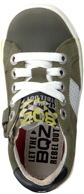 Groene BRAQEEZ Lage sneakers DICKY DAY  - large