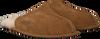 Cognac UGG Pantoffels SCUFF - small