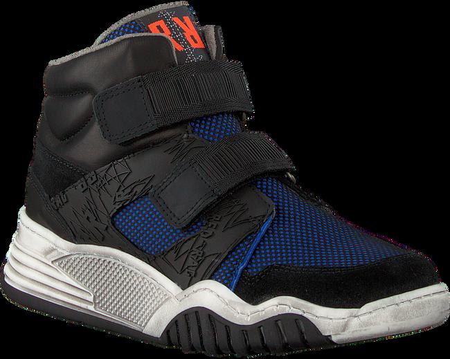 Blauwe RED-RAG Sneakers 13369  - large