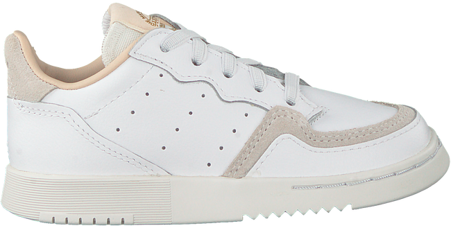 Witte ADIDAS Sneakers SUPERCOURT EL I  - large
