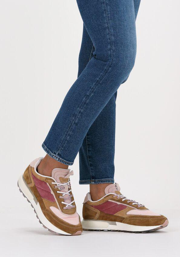 Beige THE HOFF BRAND Lage sneakers KALAHARI  - larger