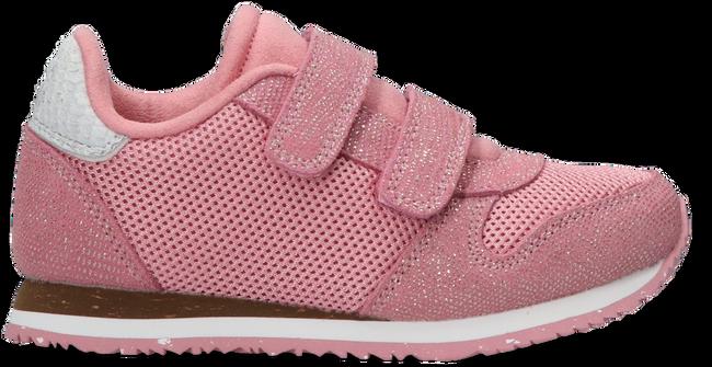 Roze WODEN Lage sneakers SANDRA PEARL II  - large