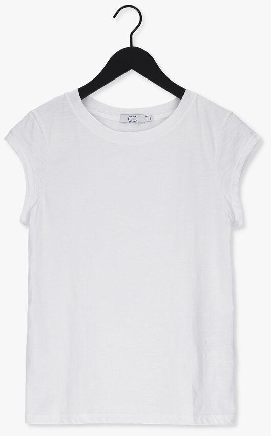 Gebroken wit CC HEART T-shirt BASIC T-SHIRT - larger