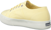 Gele SUPERGA Sneakers 2730 COTU  - small