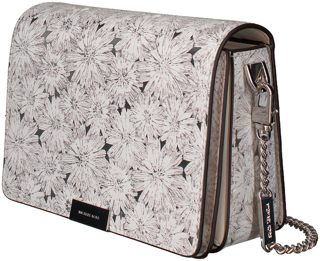 Witte MICHAEL KORS Clutch MD GUSSET CLUTCH - large