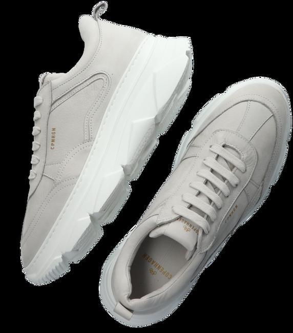 Grijze COPENHAGEN STUDIOS Lage sneakers CPH60  - large