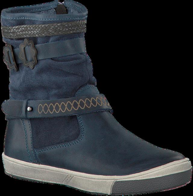 Blauwe BRAQEEZ Lange laarzen 417650  - large