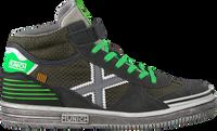 Groene MUNICH Hoge sneaker G3 BOOT  - medium