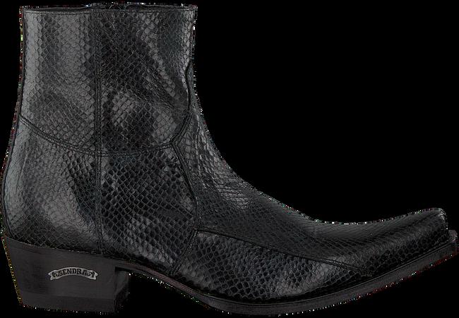 Zwarte SENDRA Cowboylaarzen 5200  - large