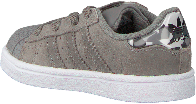 Grijze ADIDAS Sneakers SUPERSTAR I - large