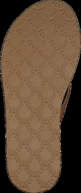 Cognac UGG Slippers TAWNEY  - large