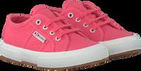 Roze SUPERGA Veterschoenen JCOT CLASSIC  - medium