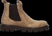 Taupe MAZZELTOV Chelsea boots 4275  - medium