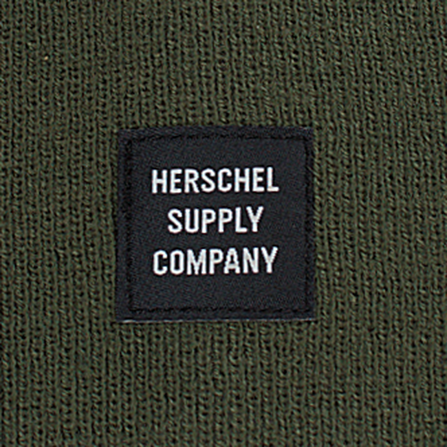 Groene HERSCHEL  Muts ABBOTT - large