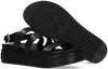 Zwarte SHABBIES Sandalen 170020168  - small