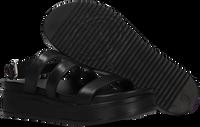 Zwarte SHABBIES Sandalen 170020168  - medium