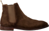 Bruine CORDWAINER Chelsea boots 18540  - small