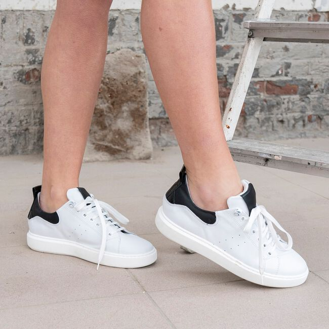 Witte Verton Sneakers 0030  - large