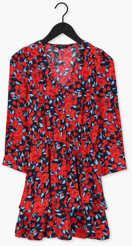 Multi COLOURFUL REBEL Mini jurk IVY ROSES LAYER MINI DRESS - larger