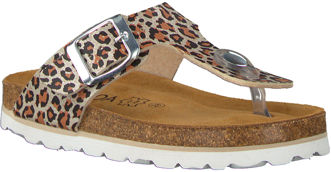 Beige OMODA Slippers 0027  - large