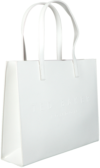 Witte TED BAKER Shopper SUKICON - large