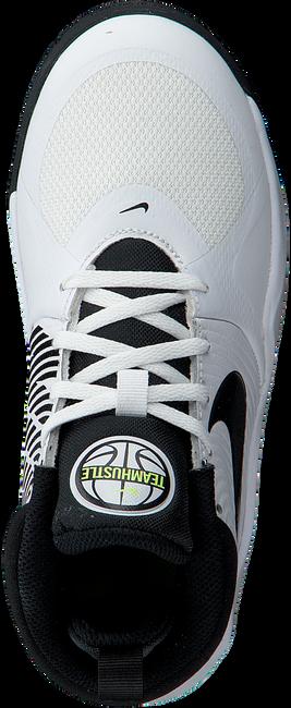 Witte NIKE Sneakers TEAM HUSTLE D9  - large