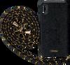Zwarte OMODA Telefoonkoord XS/MAX IPHONE KOORD  - small