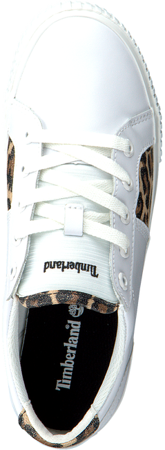 Witte TIMBERLAND Lage sneakers SKYLA BAY OXFORD  - large
