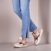 Roze THE HOFF BRAND Lage sneakers MONTI - medium