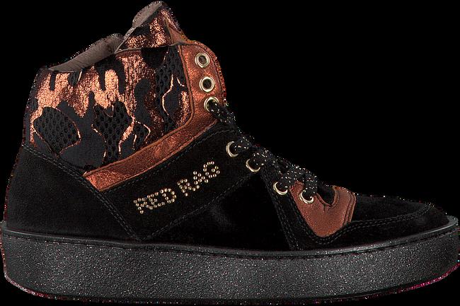 Zwarte RED RAG Sneakers 15528  - large